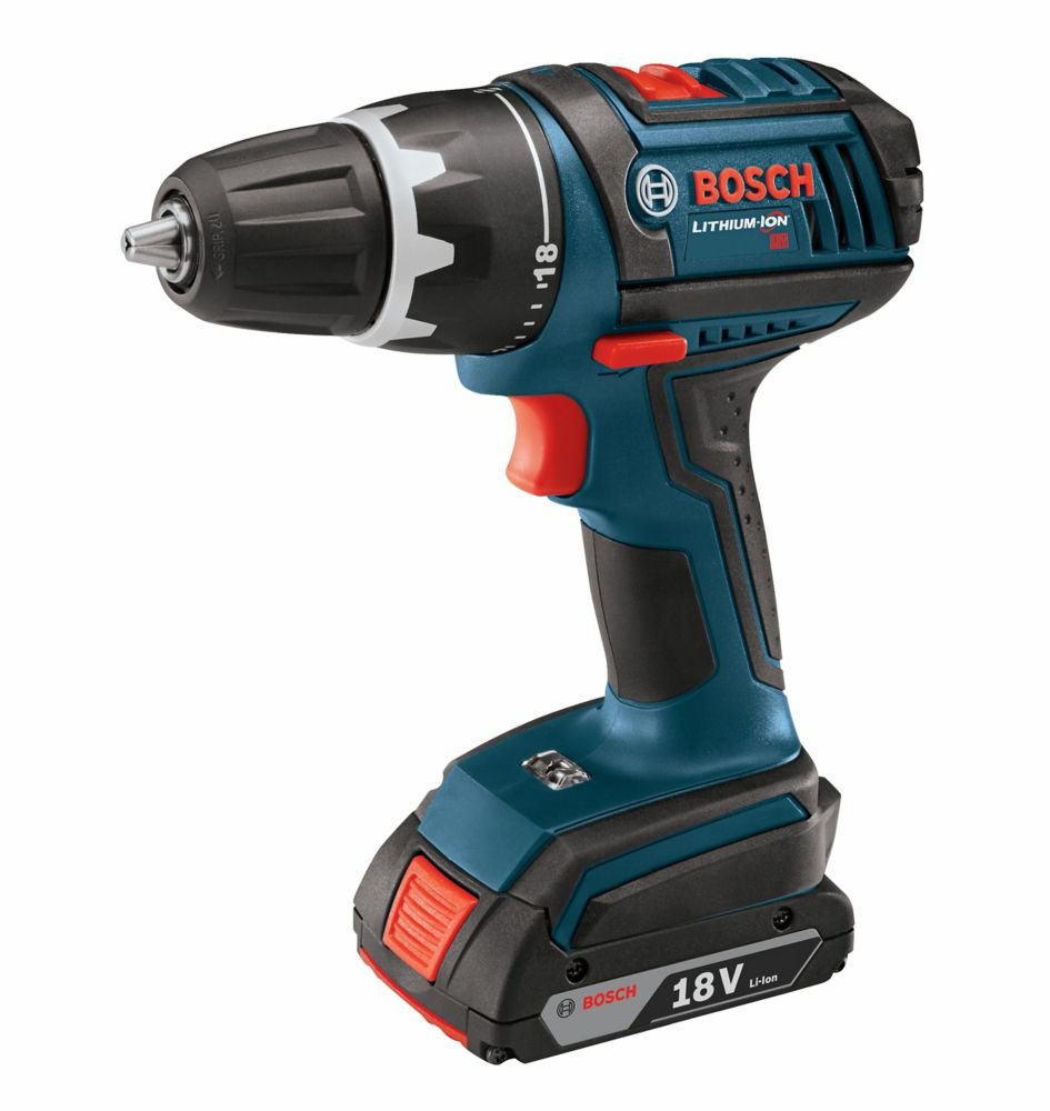 Bosch 18V Compact Tough 1/2 Inch Drill/Driver Kit