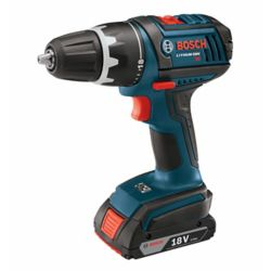 Bosch 18 V Compact Tough 1/2 Inch Drill/Driver Kit with L-Boxx Carrying Case