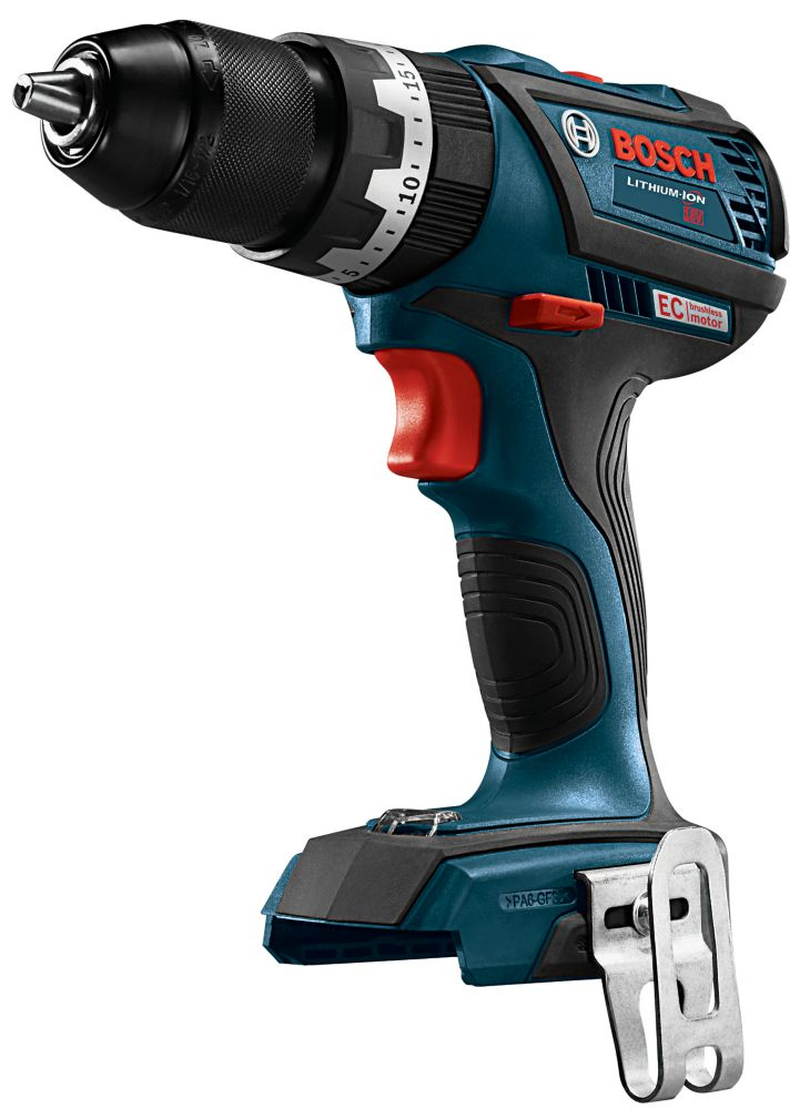 Bosch 18V EC Brushless Compact Tough 1/2 Inch Hammer Drill/Driver