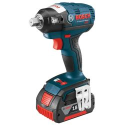 Bosch 18V EC Brushless 1/2 Inch Impact Wrench with Ball Detent (Bare Tool)