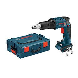 Bosch 18 V EC Brushless Screw Gun with L-Boxx Carrying Case