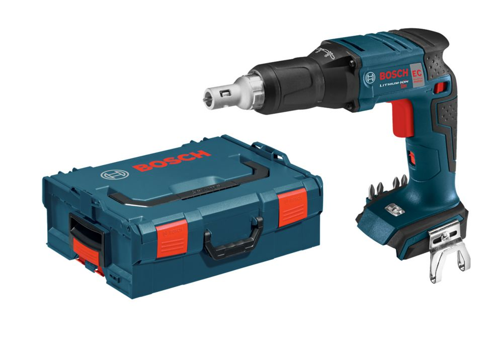 Bosch 18 V EC Brushless Screw Gun with L-Boxx Carrying Case