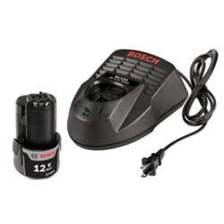 Bosch 12 V Max Li-Ion Starter Kit