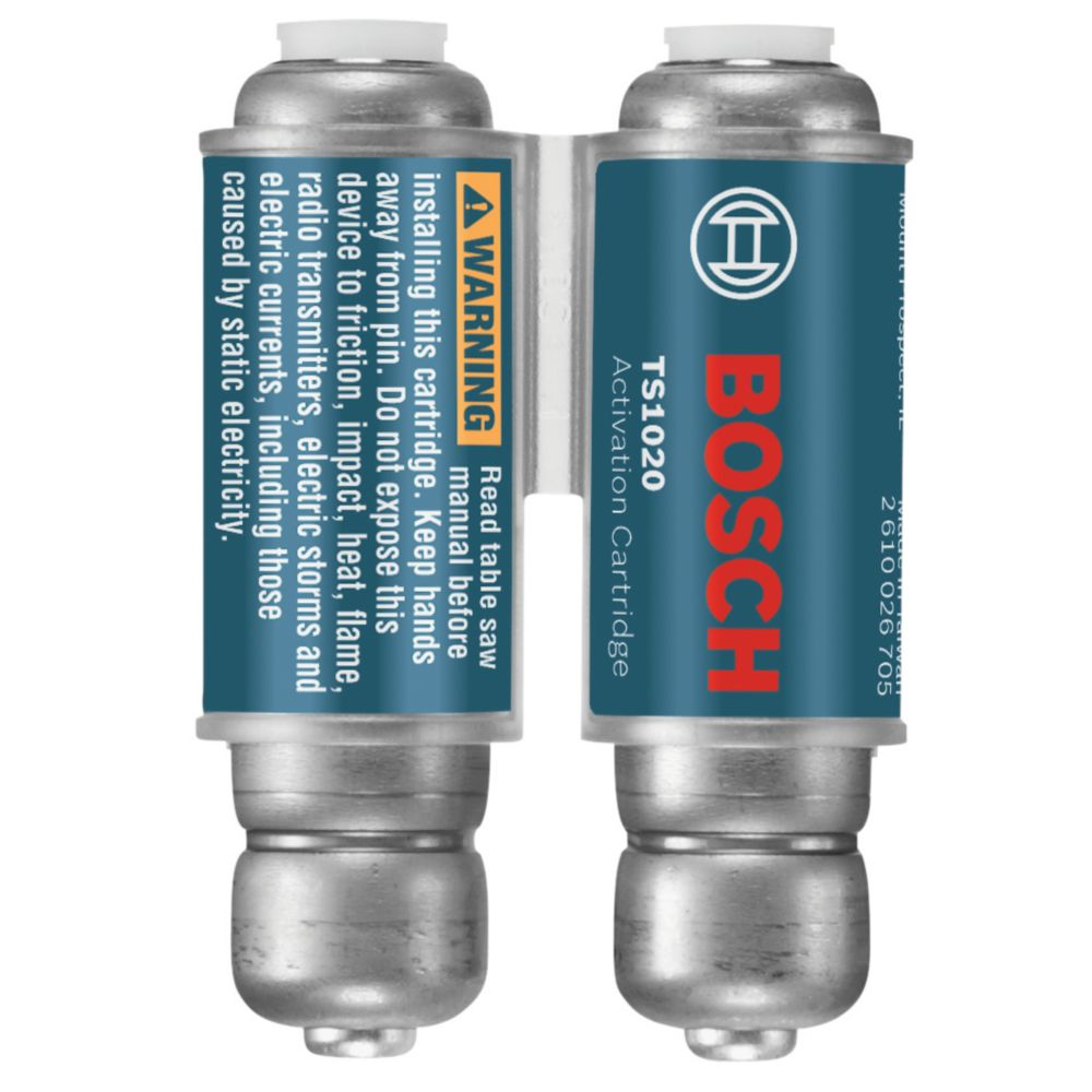Bosch Dual-Activation Cartridge
