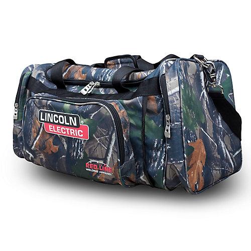 Camo Welder S Duffle Bag