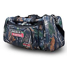 Welder's Duffle Bag in Camouflage