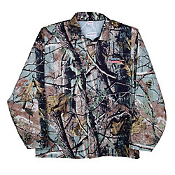 Lincoln Electric FR camo welding jacket