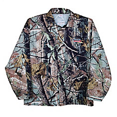 FR camo welding jacket