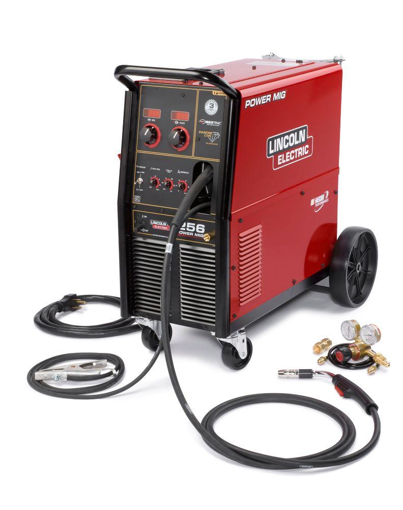 Lincoln Electric PowerMig 256