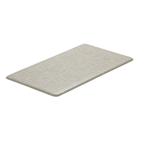 Chevron Series Goose 20-inch x 36-inch x 5/8-inch Anti-Fatigue Mat