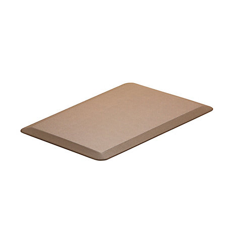 CumulusPro Professional Grade Desert Palm Natural 20-inch x 30-inch x 3/4-inch Anti-Fatigue Mat