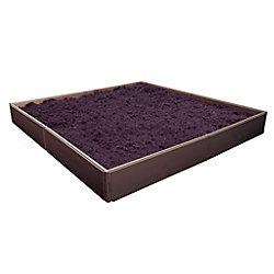 D.F. Omer 8-Panel Raised Garden Bed