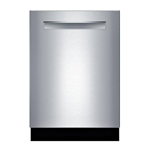 Série 500  Lave-vaisselle de 24 po avec poignée affleurante  44 dBA  3e panier polyvalent