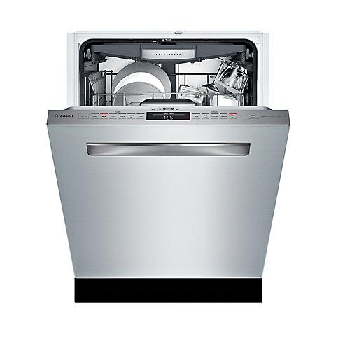 800 Series - 24 inch Dishwasher w/ Pocket Handle - 42 dBA - Flexible 3rd Rack