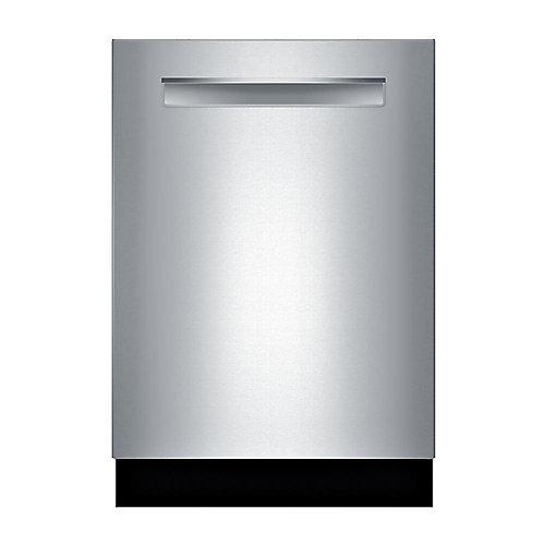Série 800  Lave-vaisselle de 24 po avec poignée encastrée  39 dBA  3e panier MyWayMC