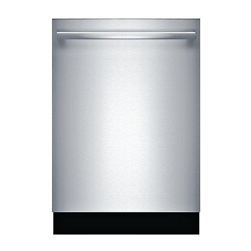 Série 300  Lave-vaisselle de 24 po avec poignée saillante  44 dBA  3e panier standard