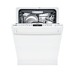 800 Series - 24 inch Dishwasher w/ Bar Handle - 42 dBA - Flexible 3rd Rack