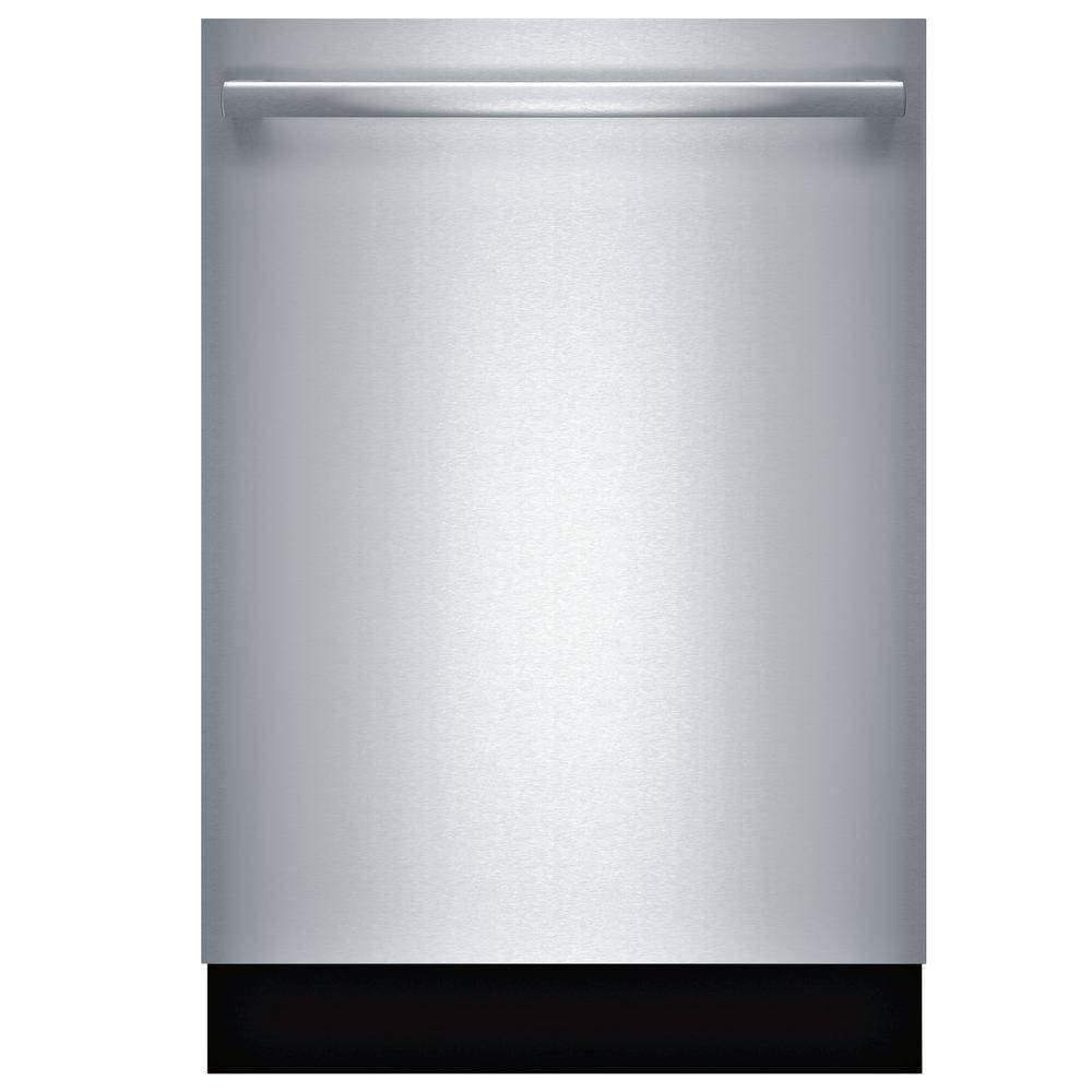 800 Series - 24 inch Dishwasher w/ Bar Handle - 39 dBA - MyWay 3rd Rack