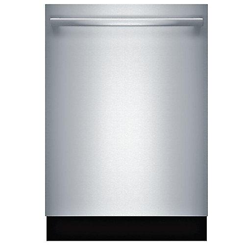 Série 800  Lave-vaisselle de 24 po avec poignée saillante  39 dBA  3e panier MyWayMC