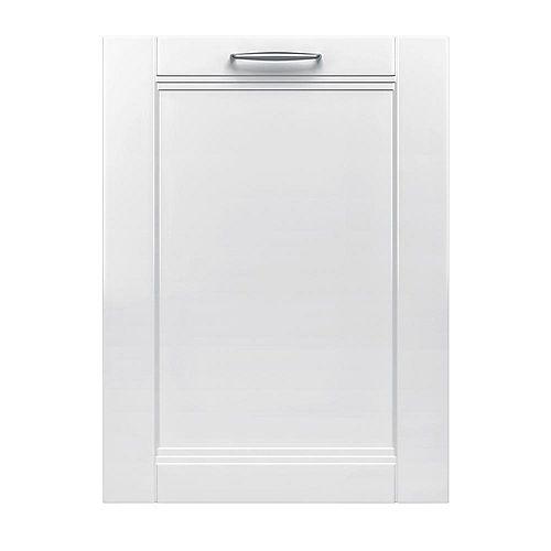 Bosch Série 300  Lave-vaisselle de 24 po à panneau personnalisé  44 dBA  3e panier standard