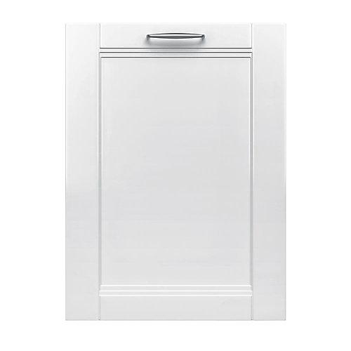 Série 800  Lave-vaisselle de 24 po à panneau personnalisé  40 dBA  3e panier MyWayMC