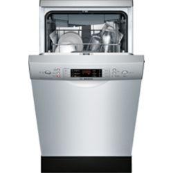 Bosch 800 Series - 18 inch Dishwasher w/ Recessed Handle - 44 dBA - ADA Compliant