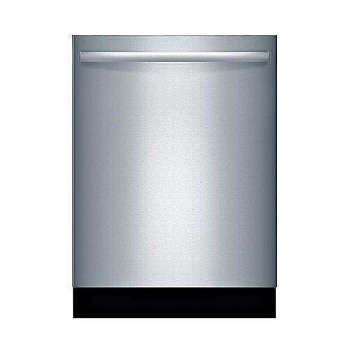 Série 800  Lave-vaisselle de 24 po avec poignée saillante  Conformité A.D.A.  3e panier standard