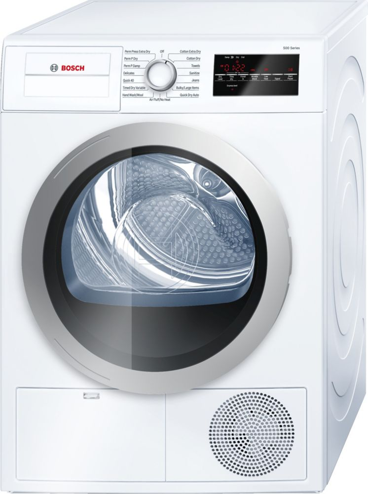 Bosch 500 Series - 24 inch Compact Dryer - ENERGY STAR®
