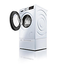800 Series - 24 inch Compact Washer - Plugs Into Dryer (See Installation Manual) - ENERGY STAR®