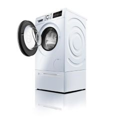 Bosch 800 Series - 24 inch Compact Washer - Plugs Into Dryer (See Installation Manual) - ENERGY STAR®