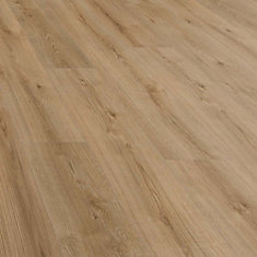 Jefferson Oak 8mm x 7.6-inch x 54.45-inch Laminate Flooring (20.11 sq. ft. / case)