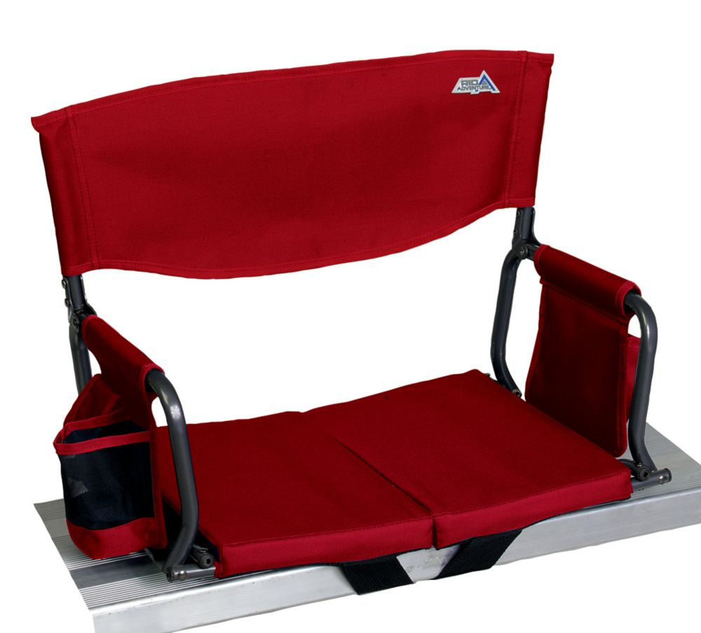 Stadium Arm Chair - Red