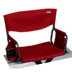 RIO Brands Stadium Arm Chair - Red