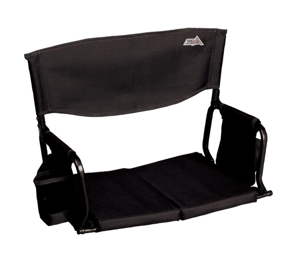 Stadium Arm Chair - Black