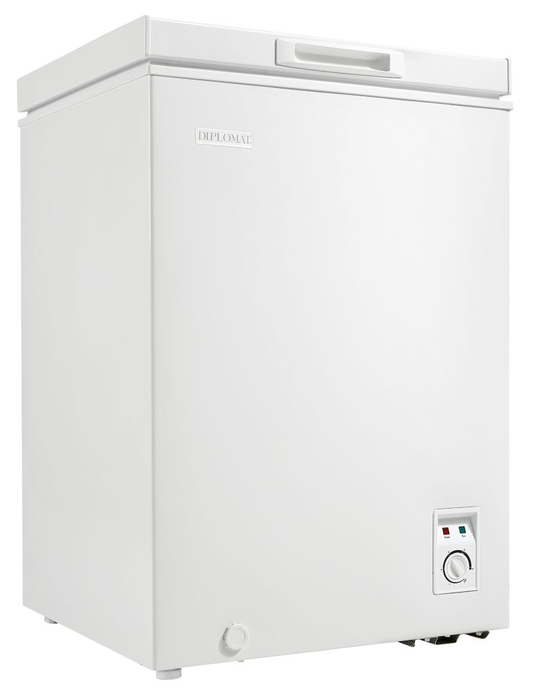 3.6 cu. ft. Chest Freezer