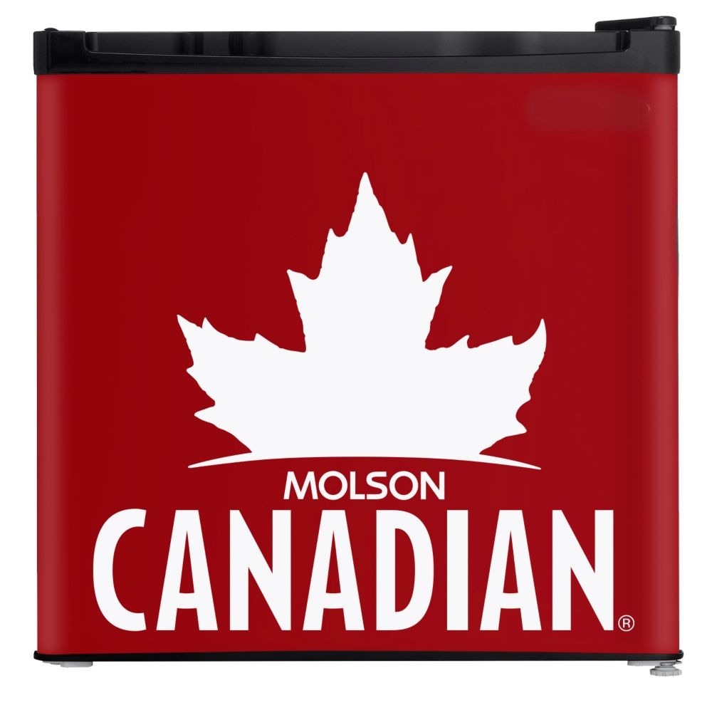 Danby 1.6 cf Molson Canadian Fridge with FREE Toque
