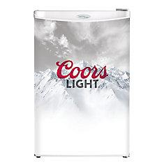 4.4 cf Coors Light All Fridge