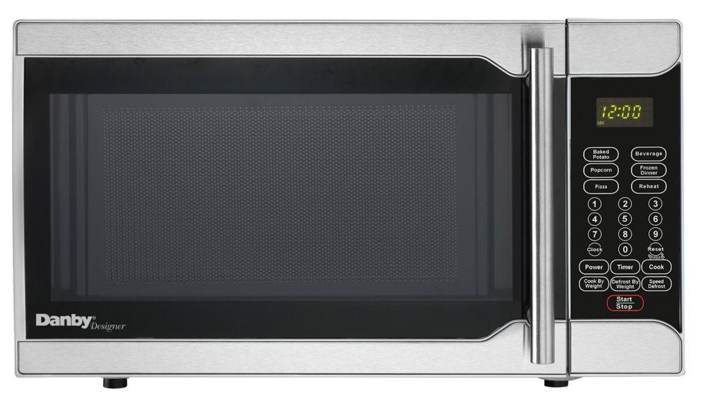 Samsung 1 1 Cu Feet 900w Countertop Microwave