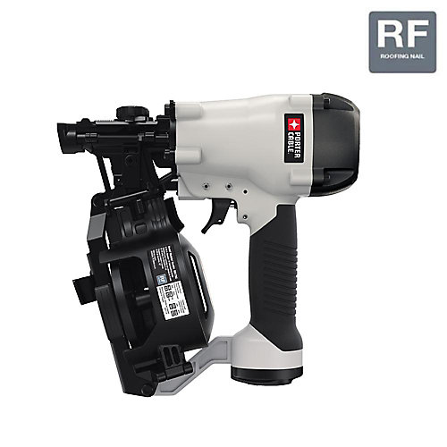 15 Degree 1 3/4-inch  Coil Roofing Nailer