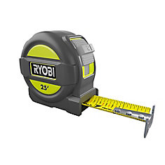 25 ft. Tape Measure with Nylon Coated Blade