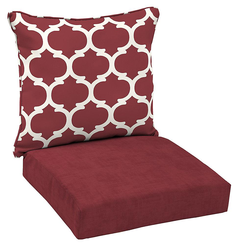 Pleasant Hampton Bay Patio Deep Seating Or Outdoor Dining Chair Best Image Libraries Sapebelowcountryjoecom