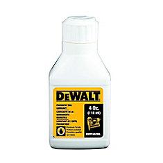 Huile lubrifiante pour outils pneumatiques, 118 ml