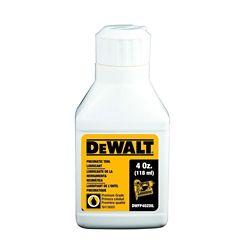 DEWALT Huile lubrifiante pour outils pneumatiques, 118 ml