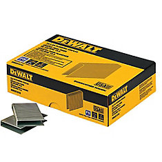 1/2-inch x 2-inch 15.5-Gauge Collated Flooring Staples