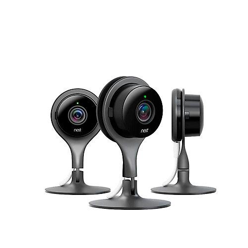 Cam Indoor Security Camera (3-Pack)