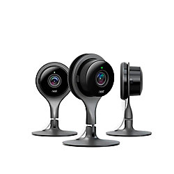 Nest Cam Indoor Security Camera (3-Pack)