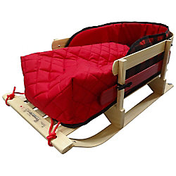 Streamridge Grizzly XL Sleigh with bootie pad