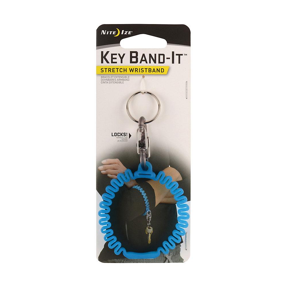 Bracelet extensible Key Band-It - Bleu