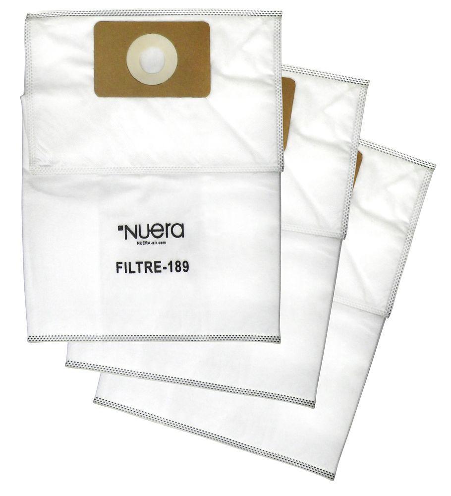 High Efficiency Central Vacuum Filter Bag (3-Pack)