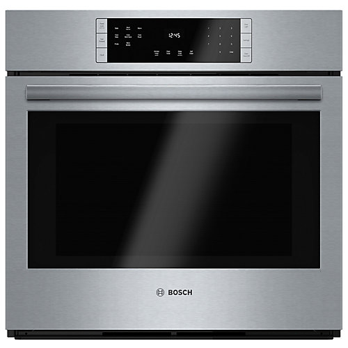 800 Series - 30 inch Single Wall Oven w/ European Convection